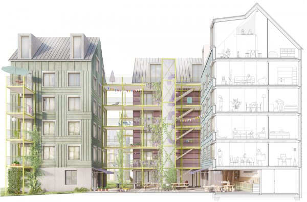 Bild Projekt Villy, Goldacker Baufeld 1A